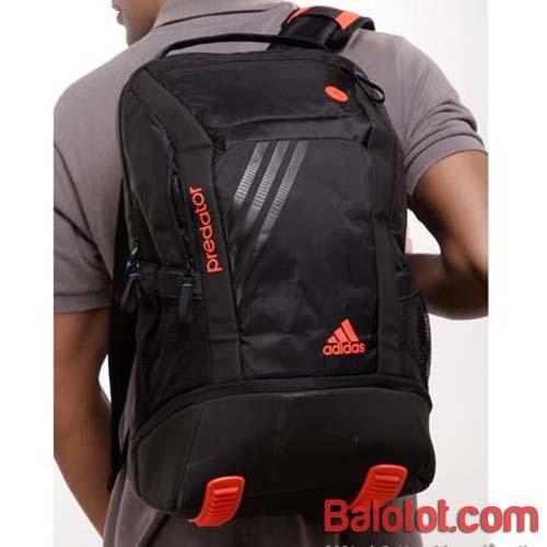 Balo laptop Adidas Predator Backpack – Red 7
