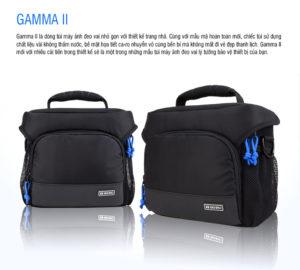 Túi Xách Benro Gamma II 10-BL S Black giá 504k 1