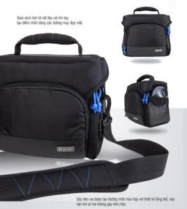 Túi Xách Benro Gamma II 10-BL S Black giá 504k 3