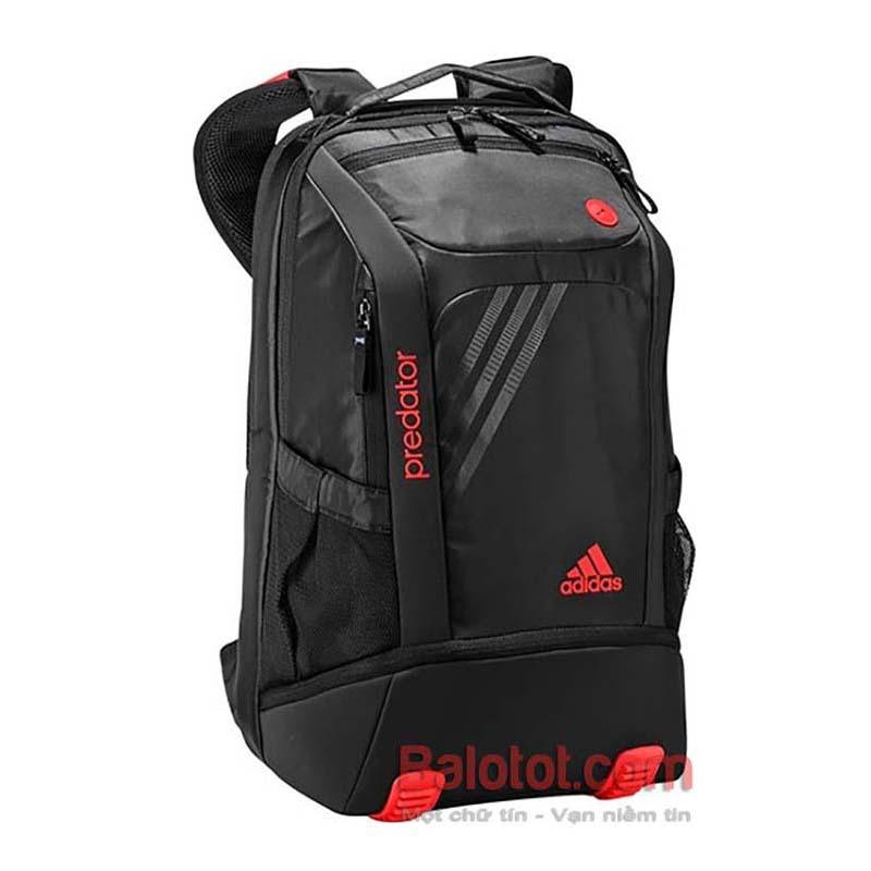 Balo laptop Adidas Predator Backpack – Red 2