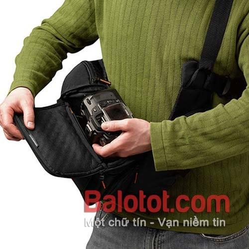 TÚI MÁY ẢNH CASELOGIC BAGS SLING SLRC-205 9