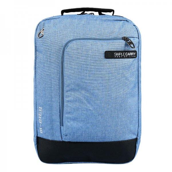 BALO SIMPLECARRY M - CITY BLUE 1