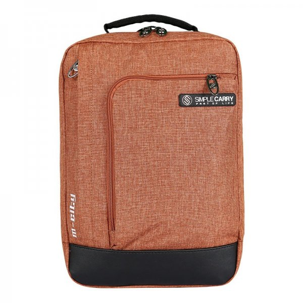 BALO SIMPLECARRY M - CITY BROWN 1