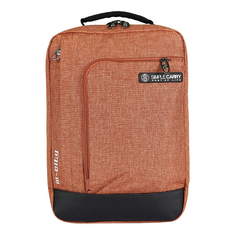 BALO SIMPLECARRY M - CITY BROWN 7