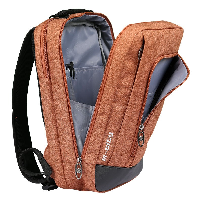 BALO SIMPLECARRY M - CITY BROWN 9