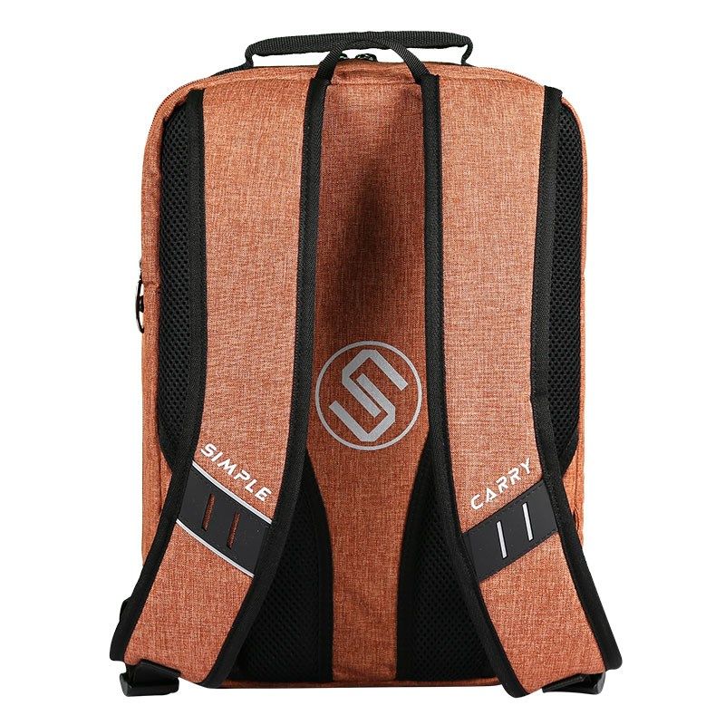 BALO SIMPLECARRY M - CITY BROWN 10