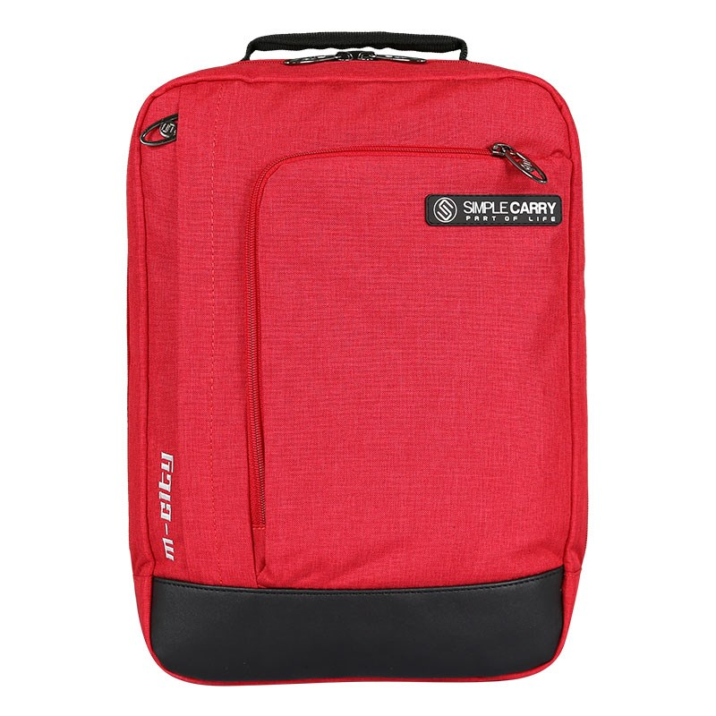 BALO SIMPLECARRY M - CITY D.RED 7