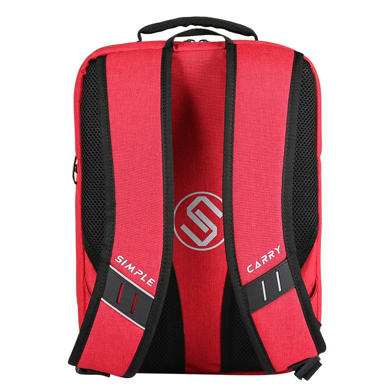 BALO SIMPLECARRY M - CITY D.RED 10