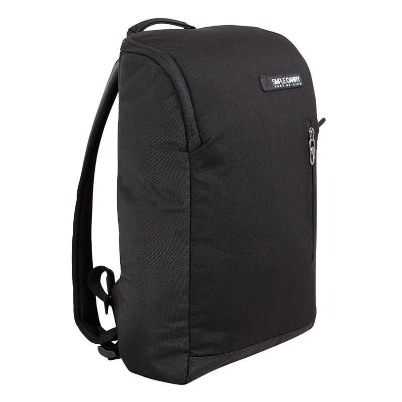 Balo laptop B2b05 màu đen 8