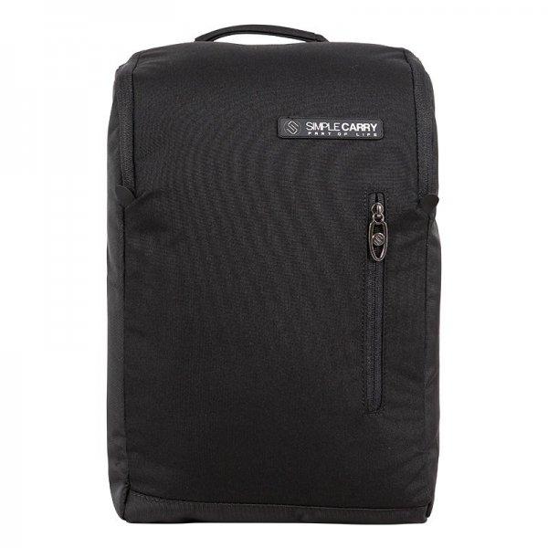 Balo laptop B2b05 màu đen 1