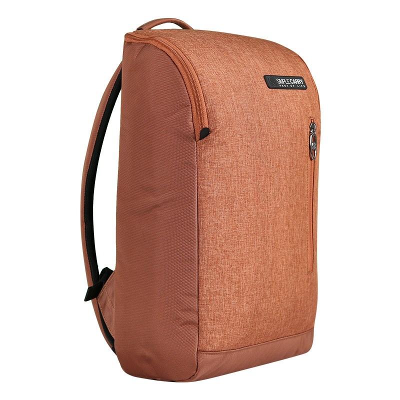 Balo laptop B2b05 màu nâu 9