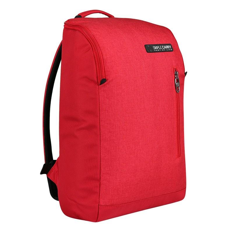 Balo thời trang SimpleCarry B2b05 màu đỏ 7