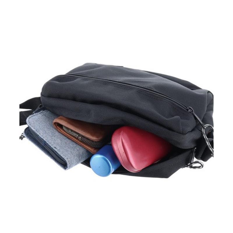 TÚI ĐEO CHÉO OUTDOOR HORIZONTAL MINI SHOULDER BAG 8