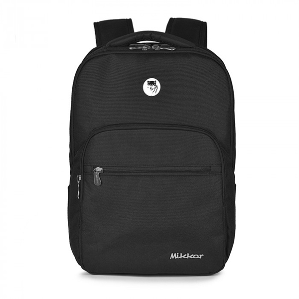 BALO LAPTOP MIKKOR THE MADDOX BACKPACK MÀU ĐEN