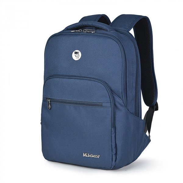 BALO LAPTOP MIKKOR THE MADDOX BACKPACK MÀU XANH NAVY
