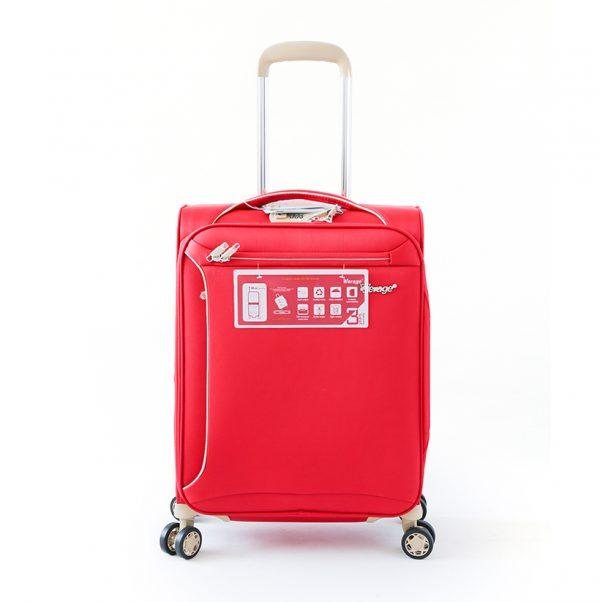 "Vali Kéo Verage GM13005W VI Cabin Size 20"" Màu Đỏ 1"