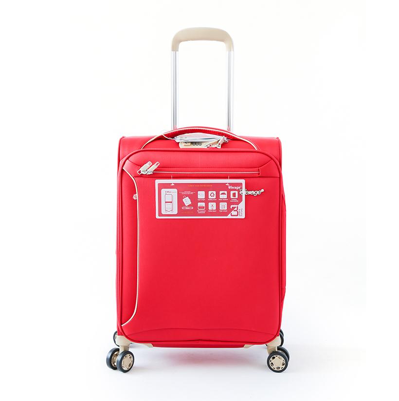 "Vali Kéo Verage GM13005W VI Cabin Size 20"" Màu Đỏ 2"