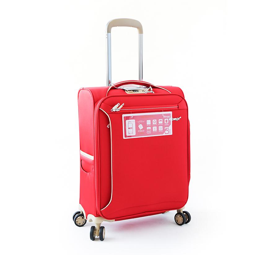 "Vali Kéo Verage GM13005W VI Cabin Size 20"" Màu Đỏ 15"