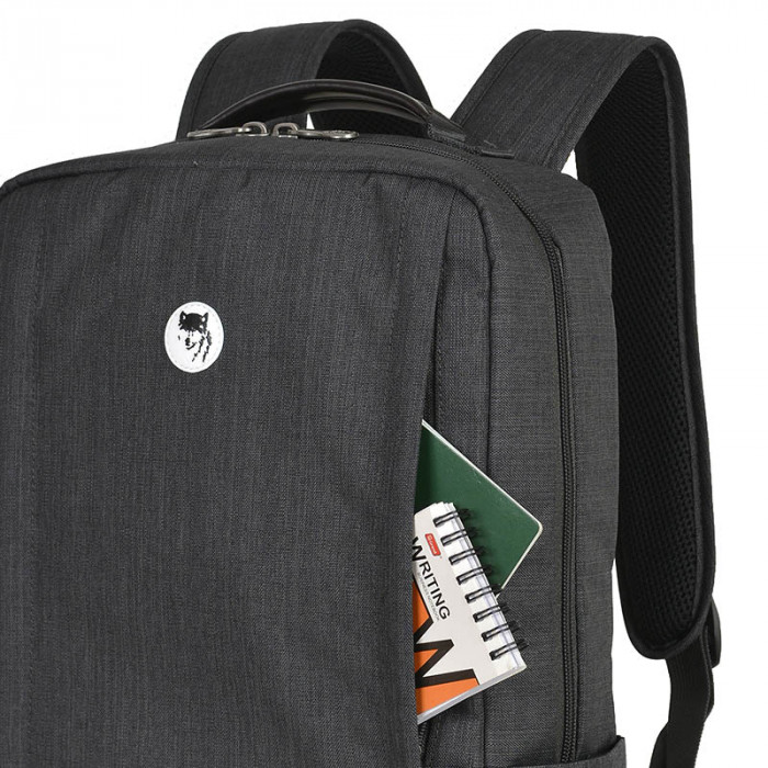 Balo laptop Mikkor The Effrey backpack 14