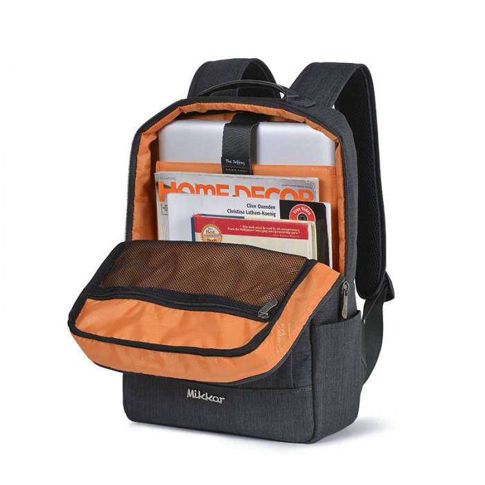 Balo laptop Mikkor The Effrey backpack 16