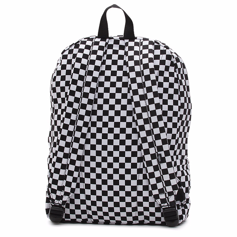 Balo Vans OLD SKOOL CHECKERBOARD BACKPACK 11
