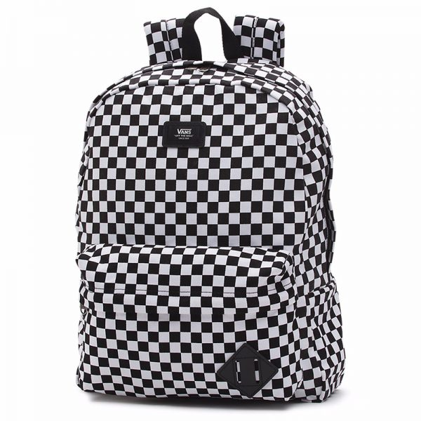 Balo Vans OLD SKOOL CHECKERBOARD BACKPACK 1