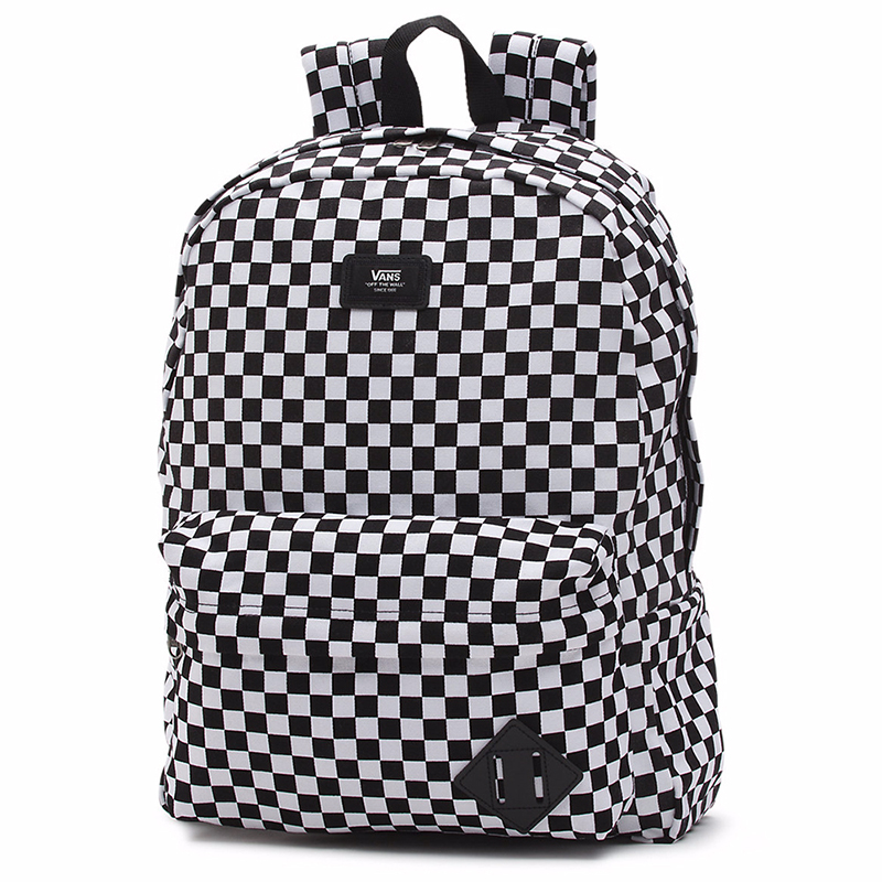 Balo Vans OLD SKOOL CHECKERBOARD BACKPACK 2