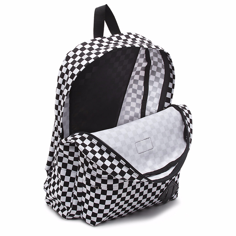 Balo Vans OLD SKOOL CHECKERBOARD BACKPACK 12