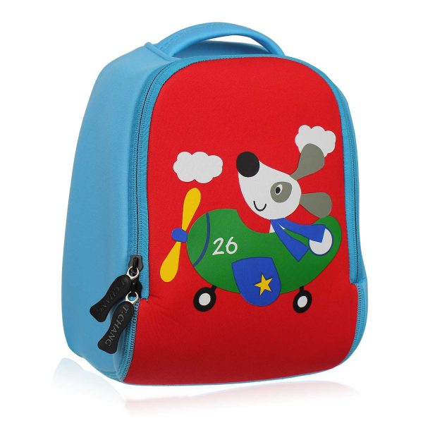 Balo trẻ em TongChang Waterproof School Backpack 1