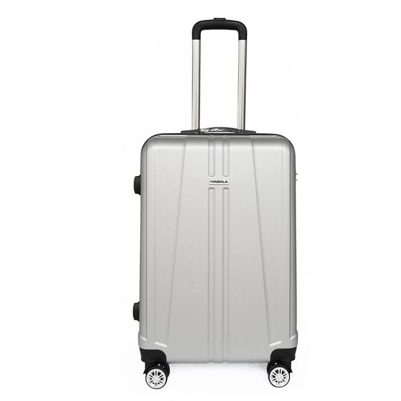 Vali kéo Habala HB688 Size 24 màu Xám 2