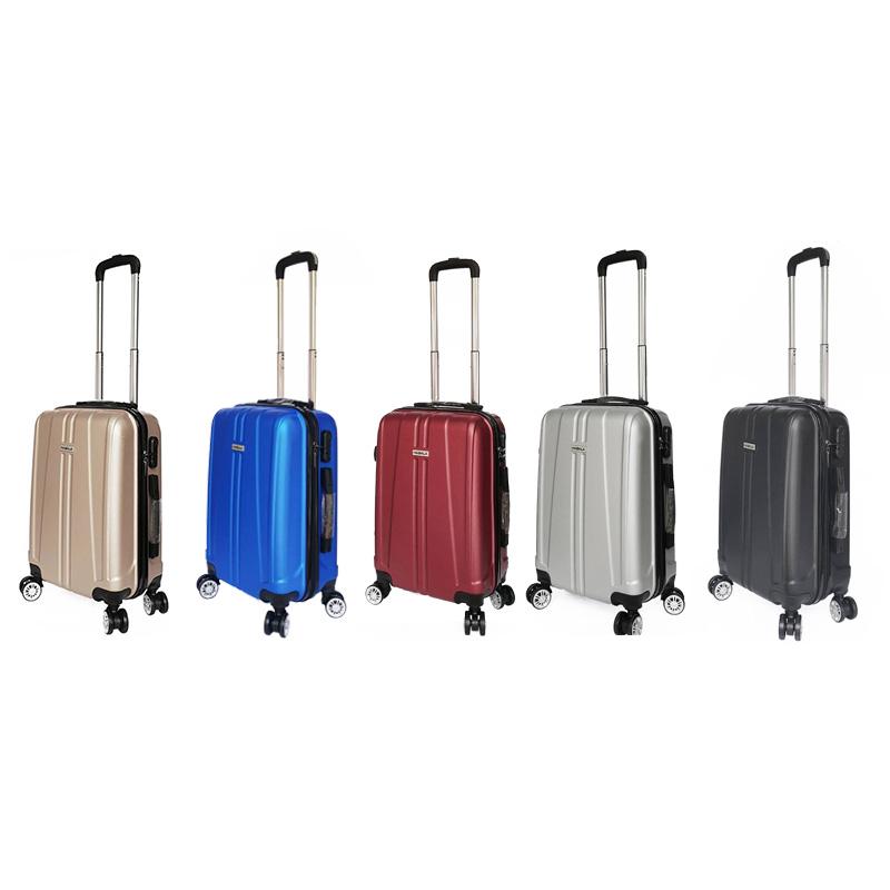 Vali kéo Habala HB688 Size 24 màu Xám 11