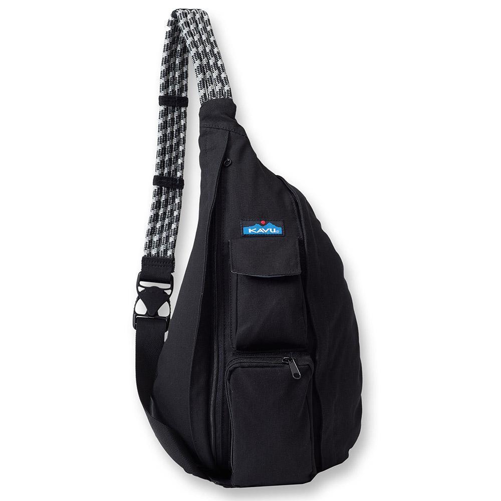 Balo túi Kavu Rope Bag Black BACKPACK 2