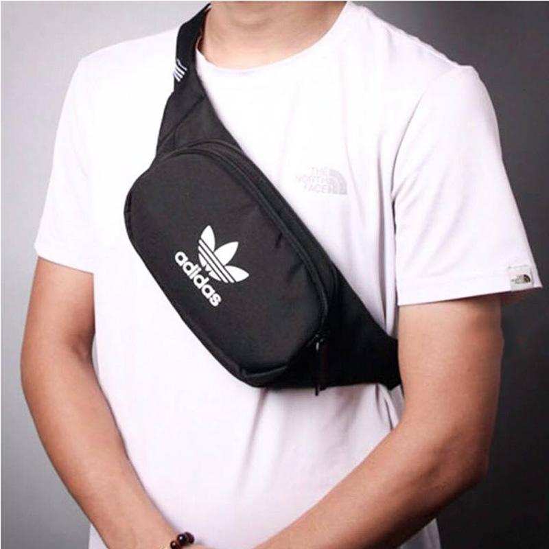 Túi đeo chéo bao tử Adidas DW8885 9