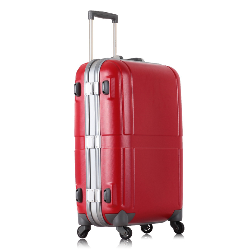 Vali kéo Prince 94866 cỡ lớn size 27 màu đỏ 8