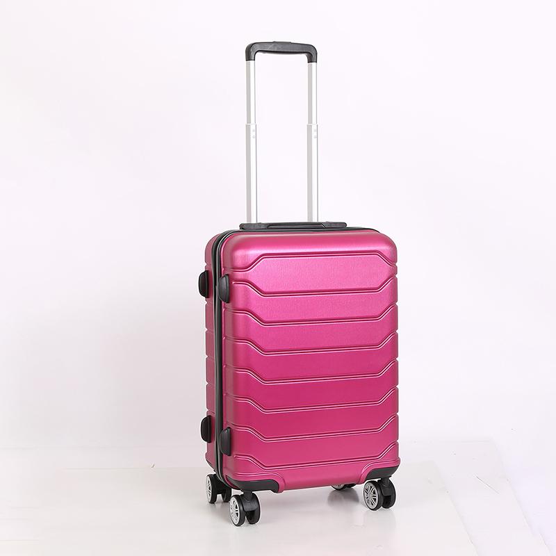 Vali kéo Sakos Minerva-z22 màu hồng 11