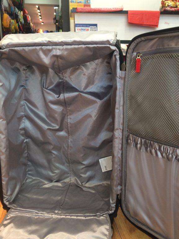 Vali hiệu Sakos Hemera 6 cho chuyến du lịch thêm hoàn hảo 3