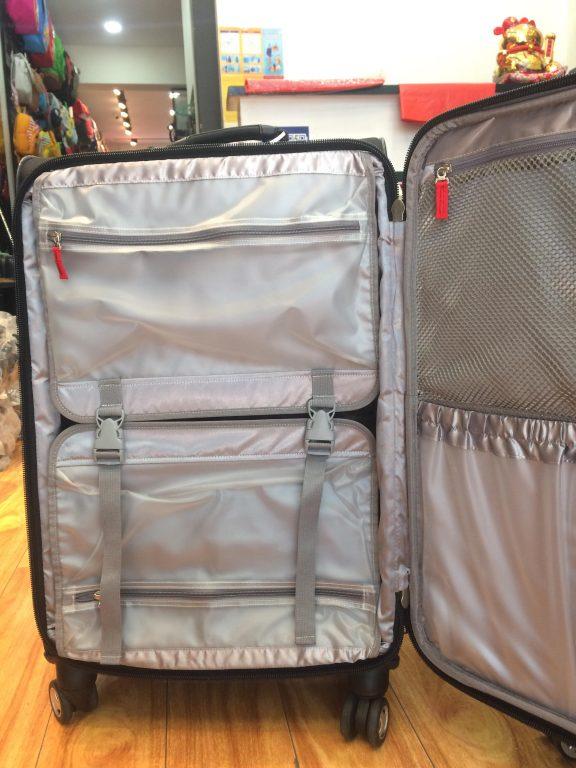 Vali hiệu Sakos Hemera 6 cho chuyến du lịch thêm hoàn hảo 2