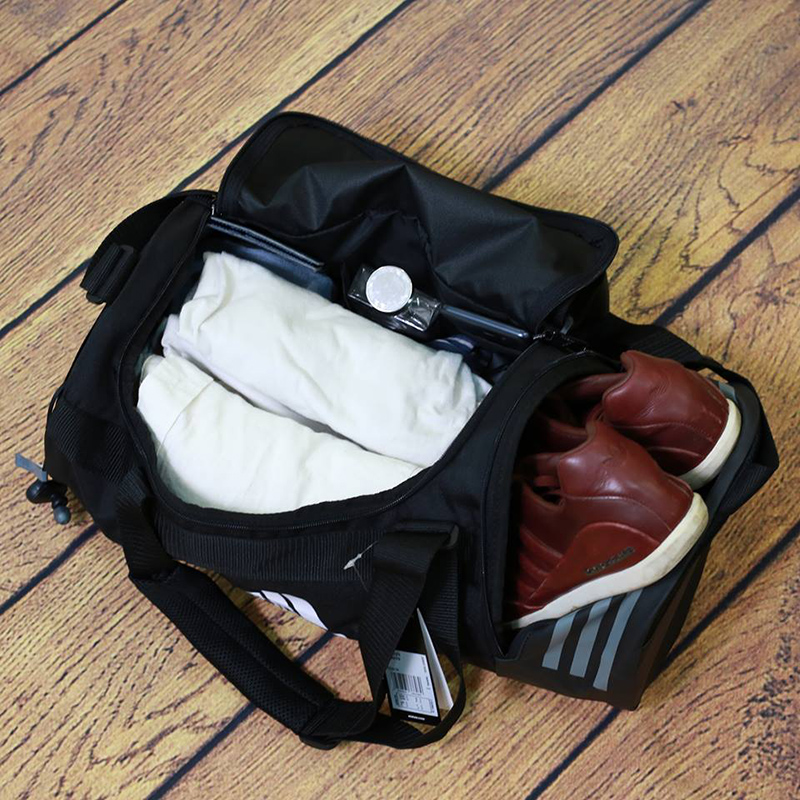 Túi Adidas Convertible 3-Stripes Duffel Bag Small 13