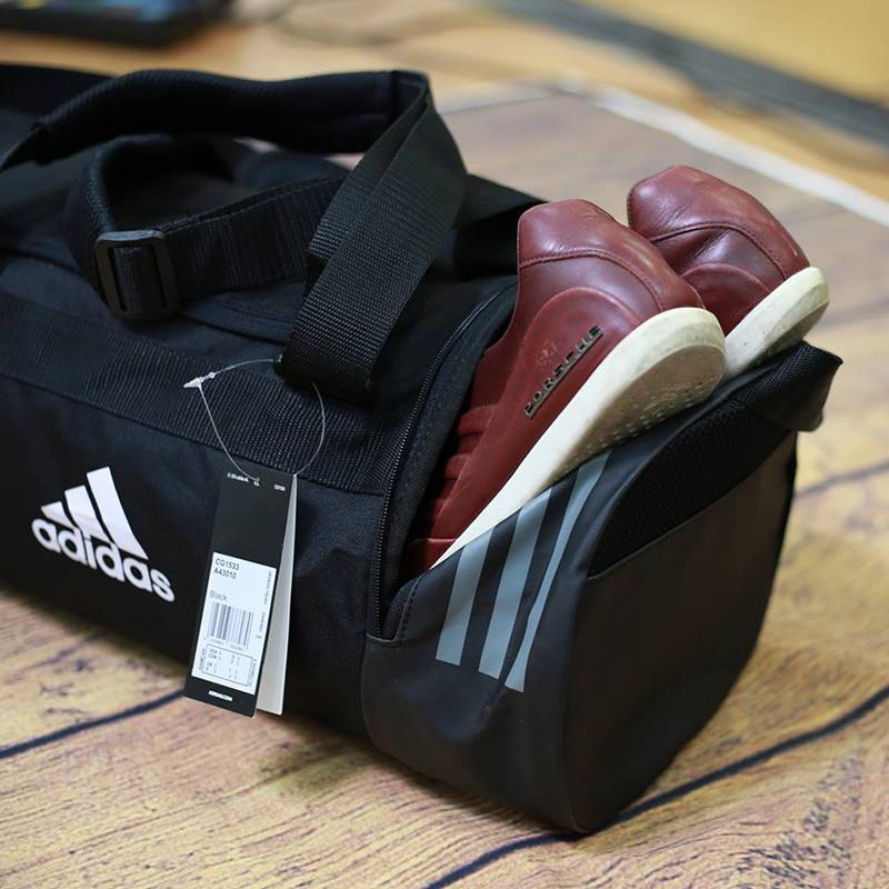 Túi Adidas Convertible 3-Stripes Duffel Bag Small 14