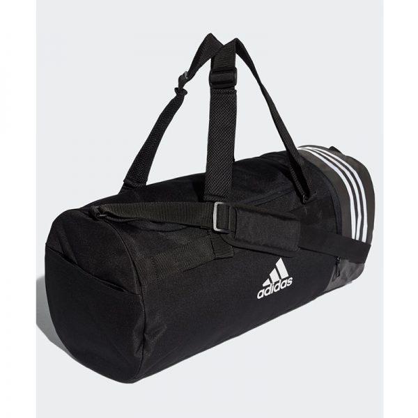 Túi Adidas Convertible 3-Stripes Duffel Bag Small 1