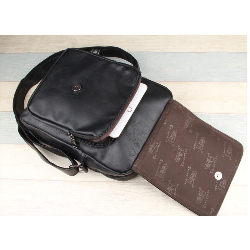 Túi đeo chéo đựng ipad Three Box 16 12