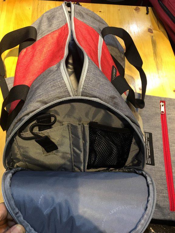 Túi du lịch, thể thao SimpleCarry Gym Bag đa năng, tiện lợi 2