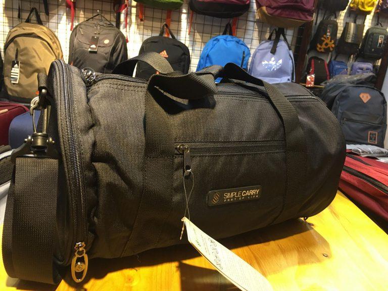 Túi du lịch, thể thao SimpleCarry Gym Bag đa năng, tiện lợi 6