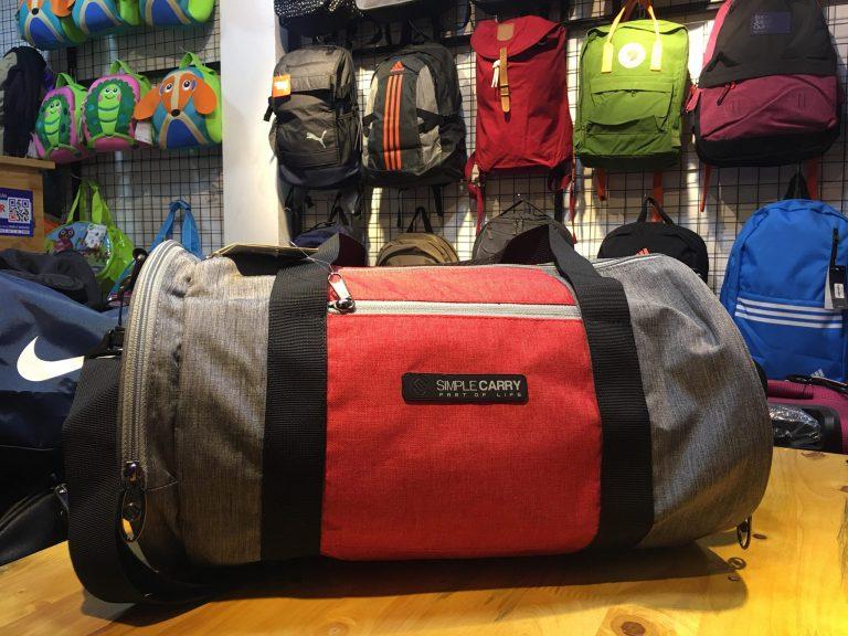 Túi du lịch, thể thao SimpleCarry Gym Bag đa năng, tiện lợi 1