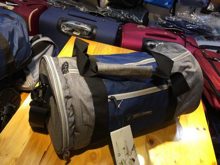 Túi du lịch, thể thao SimpleCarry Gym Bag đa năng, tiện lợi 7
