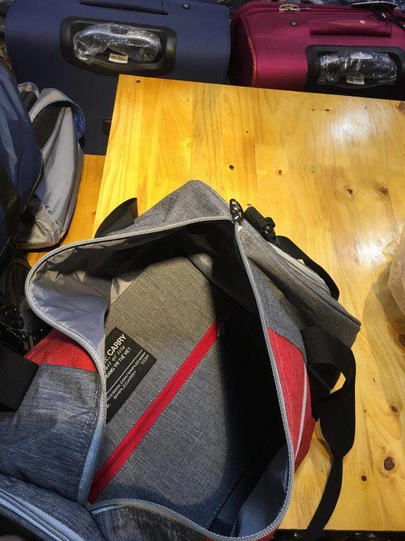 Túi du lịch, thể thao SimpleCarry Gym Bag đa năng, tiện lợi 5