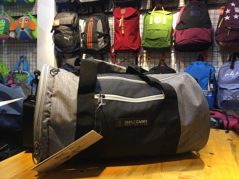 Túi du lịch, thể thao SimpleCarry Gym Bag đa năng, tiện lợi 8