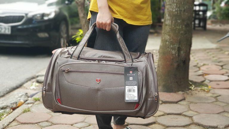 Sakos M Traveller - chuẩn túi du lịch người bạn của mọi nhà 1