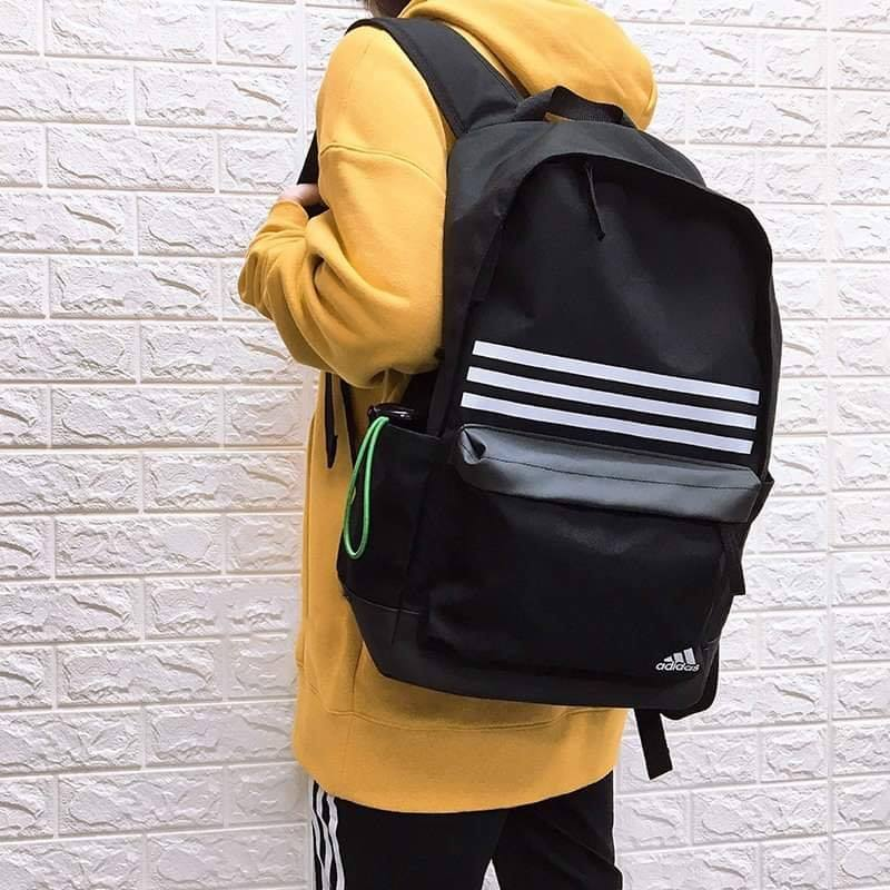 Balo adidas Classic 3-Stripes Pocket Backpack 10