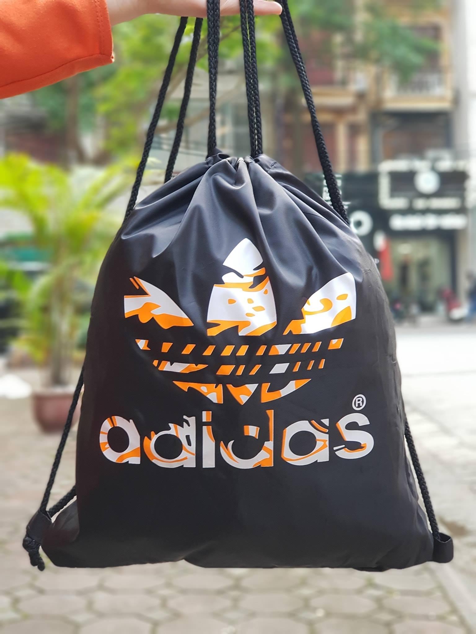 Balo dây rút Adidas vải gió mẫu 2019 2